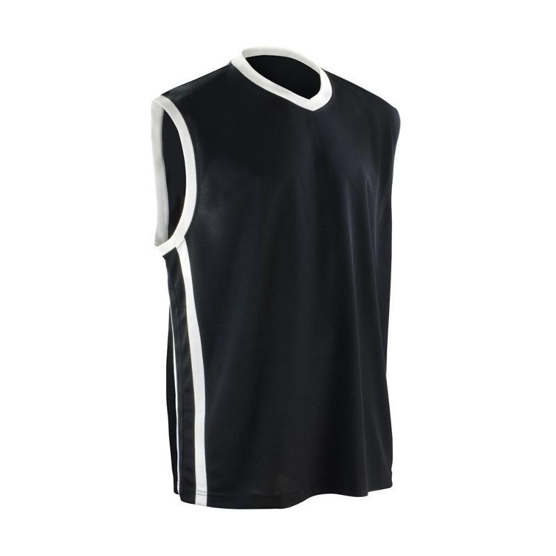Débardeur homme Basketball - Hauts manches courtes