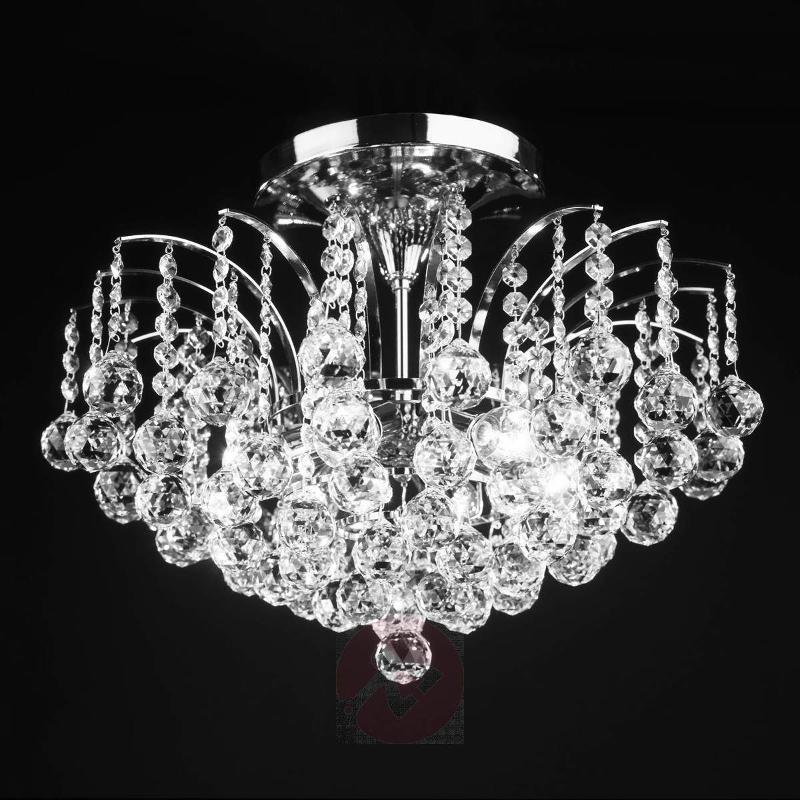 Lennarda Crystal Ceiling Light - Ceiling Lights