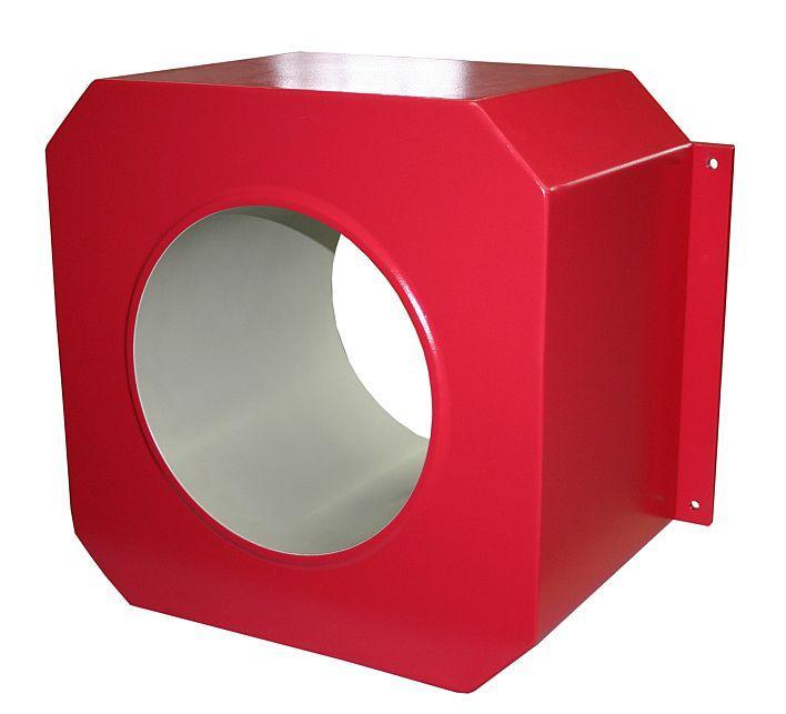 metalldetektor mit runder durchlass ffnung zum einbau in rohrleitungen metron 05 cr mesutronic. Black Bedroom Furniture Sets. Home Design Ideas