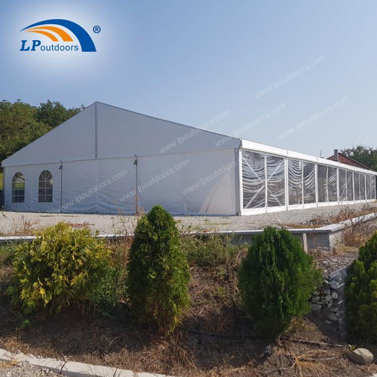 Carpa de exposición al aire libre de aluminio impermeable de - Tienda de fiesta de 15 metros de LP OUTDOORS