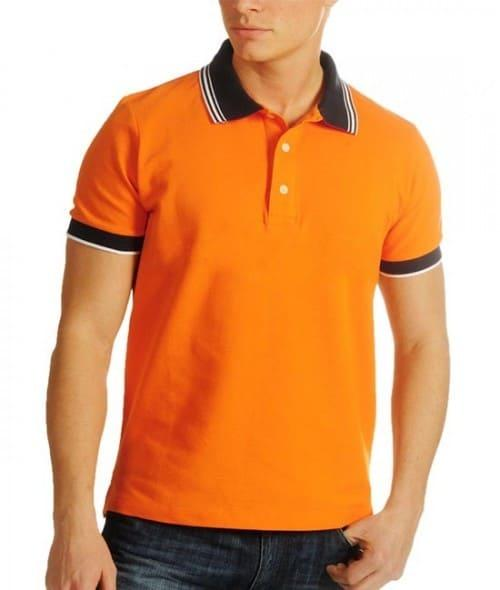 T-shirt with neck T62 - T-Shirt