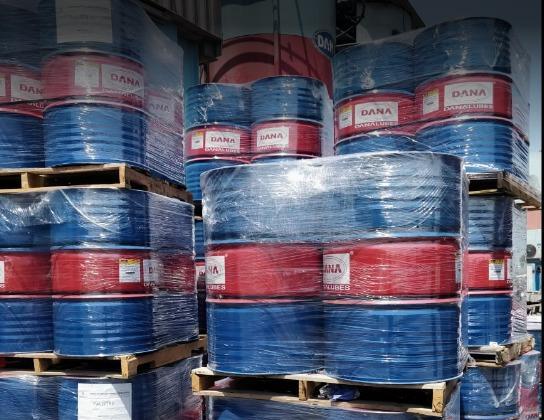 Hydraulic Oil AW 46 / ISO VG 46 - Dana Lubes UAE -