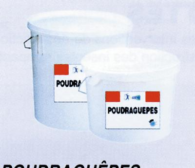Equipment / Luggage Infestation Control - 10KG POUDRAGUEPES POWDER INSECTICIDE