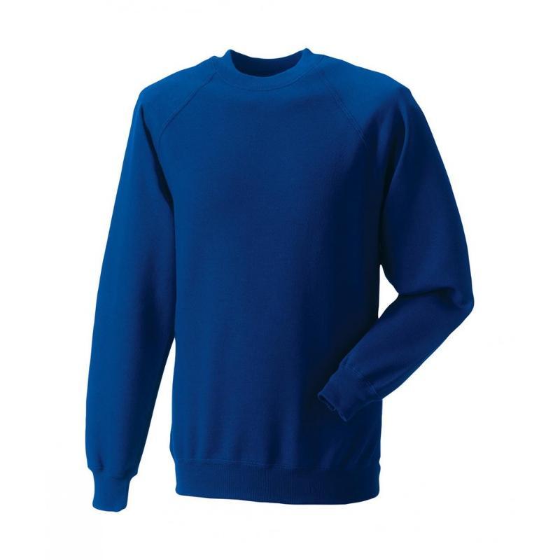 Sweat shirt manches Raglan - Sans capuche