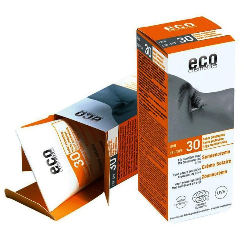 ECO Sonnencreme LSF 30 - 75ml mit Sanddorn und Olive - null