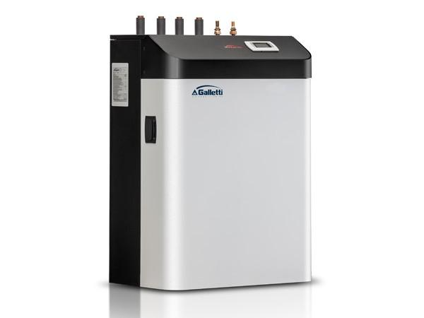HIWARM - Pompe di calore polivalenti - HIWARM 12 - 33 kW