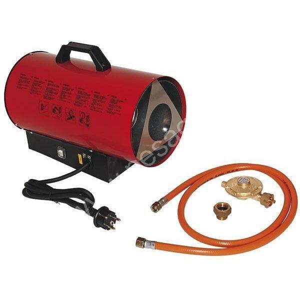 Générateur d'air chaud 10Kw - Confort, entretien, outillage