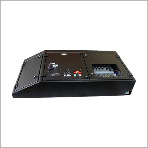 Kontrolpanel til stationære maskiner og enheder -