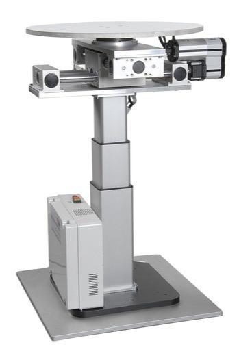 Colonne telescopiche Alpha Colonne - Colonne telescopiche a più livelli
