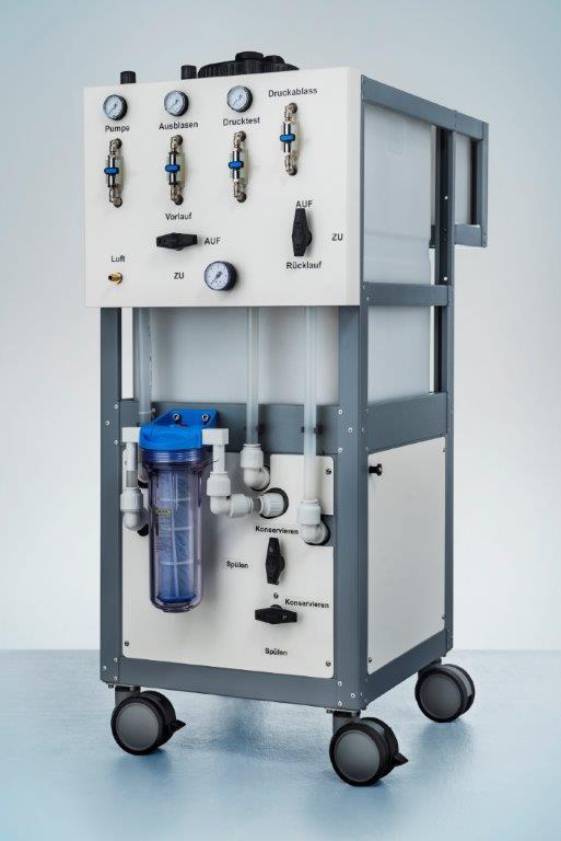 Cleantower Optisystem 5000
