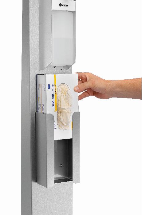 Hygienesäule DH1 1460 - Art.-Nr.: 850021