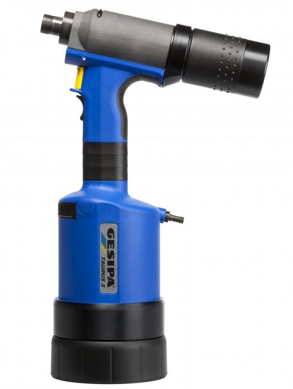 TAURUS® 5 (Pistolet oléopneumatique pour rivets aveugles) - La série de pistolets oléopneumatiques pour rivets aveugles