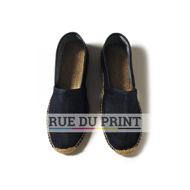 Espadrille Denim - Chaussures de sécurité