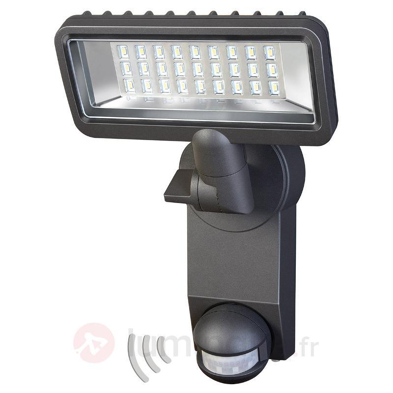 Projecteur d'extérieur LED City à détecteur de mvt - Projecteurs d'extérieur LED