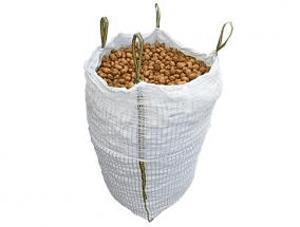 Big bag ventilé contenant des pommes de Terre
