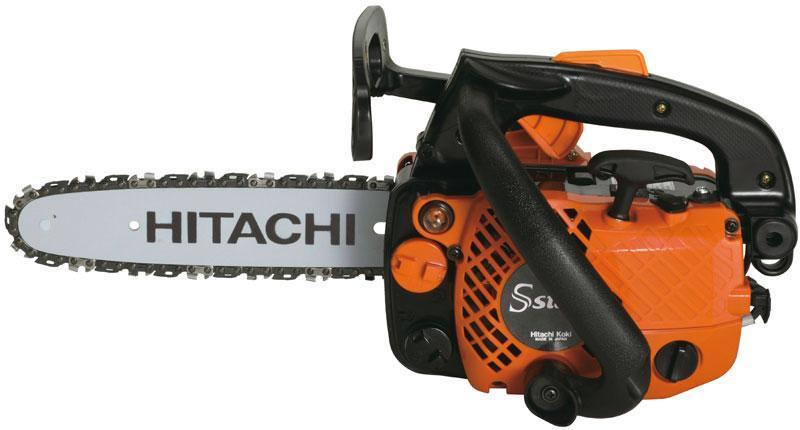 Hitachi CS25EC(S) Tronçonneuse avec poignée supérieure - null