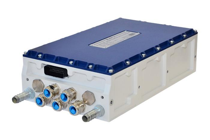 Traction inverters -