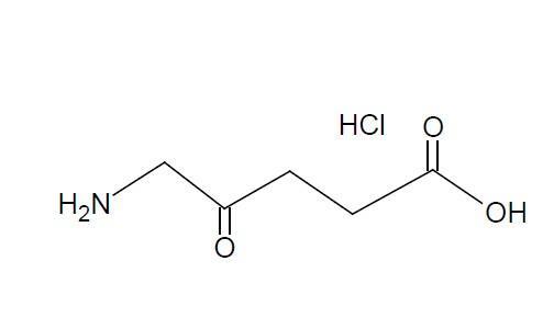 Clorhidrato de ácido 5-aminolevulínico - Ácido 5-aminolevulínico; Clorhidrato de ácido 5-aminolevulínico; 5-ALA 5451-09-2
