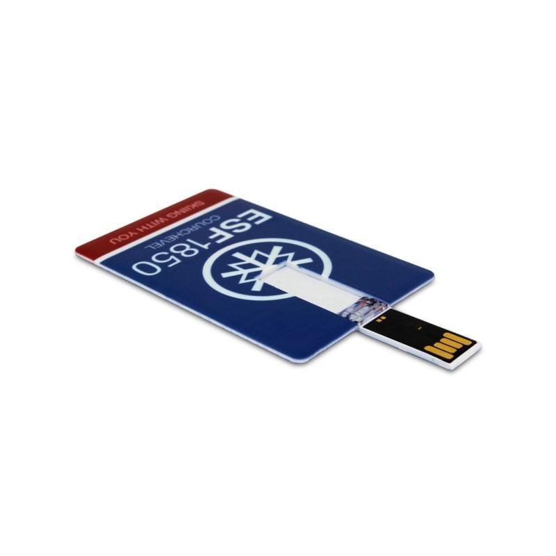 Clé USB Carte - de 128 Mo à 128 Go