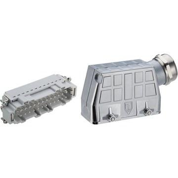 EPIC® ULTRA Kit H-B 24 - Rectangular Connectors: optimally matched components