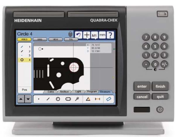 ND 1300 信号处理装置 - ND 1300 方便易用的2-D测量的信号处理装置 海德汉