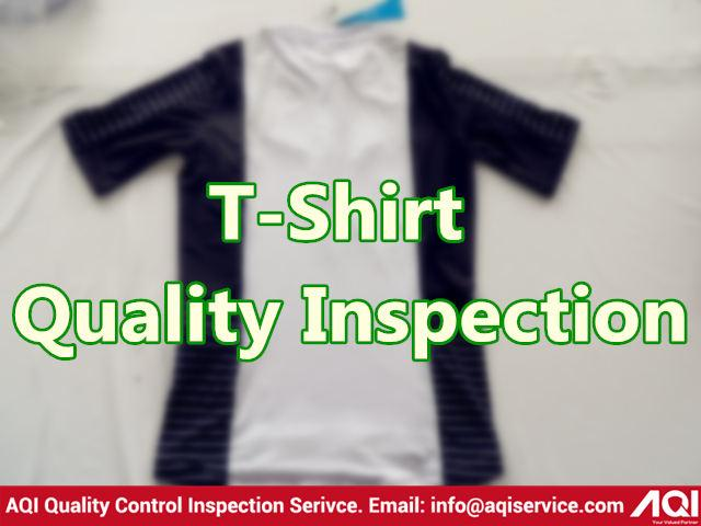 T-shirt Garment Quality Inspection Service