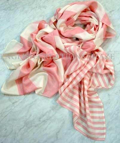 Cotton Polyester Woven Shawls - Cotton Polyester Woven Shawls