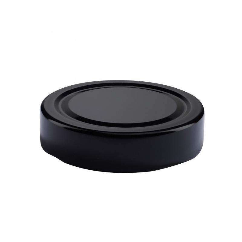 10 capsule DEEP Ø 58 mm Nere per la pastorizzazione - CAPSULE DEEP