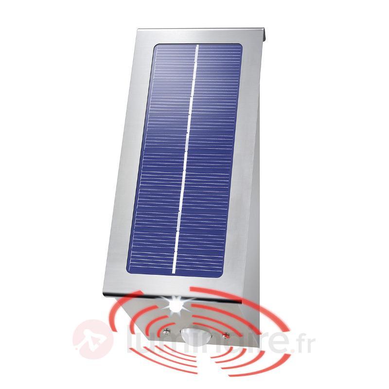 Spot solaire PIR Effect, éclairage du sol - Lampes solaires avec détecteur