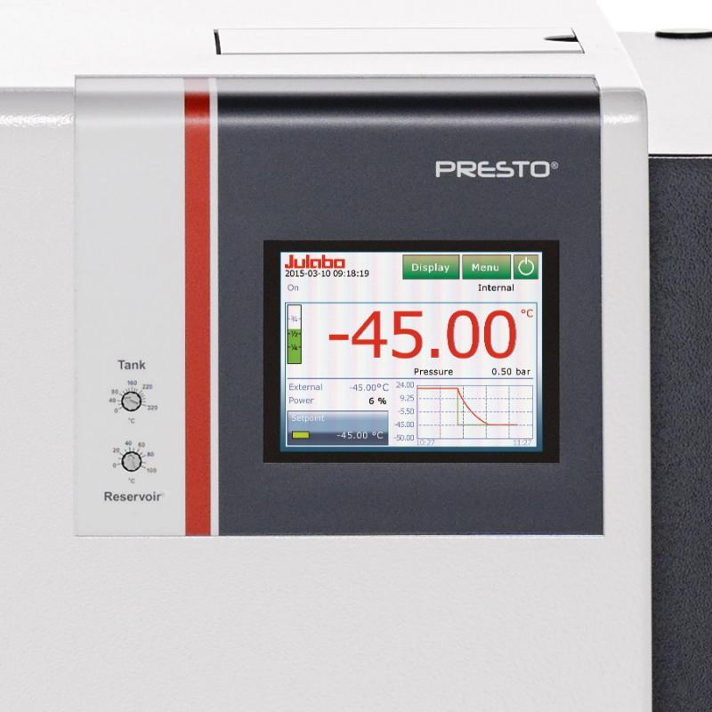 PRESTO A45t - Temperatuurregelsystemen PRESTO -