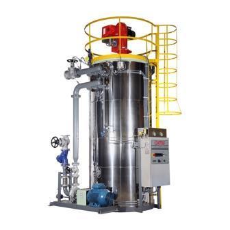 ATTSU FT Thermal oil boiler - Vertical and horizonal models