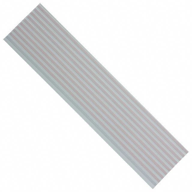 "CABLE FLAT FLEX 10COND 0.100"" - Parlex USA LLC PSR1635-10"
