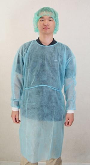 Vestido de aislamiento protector del Ropa del cuerpo - EM-BW-IG-4