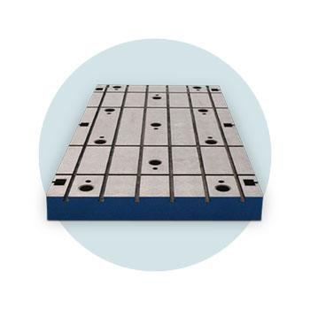 Clamping plates - Additional Equipment