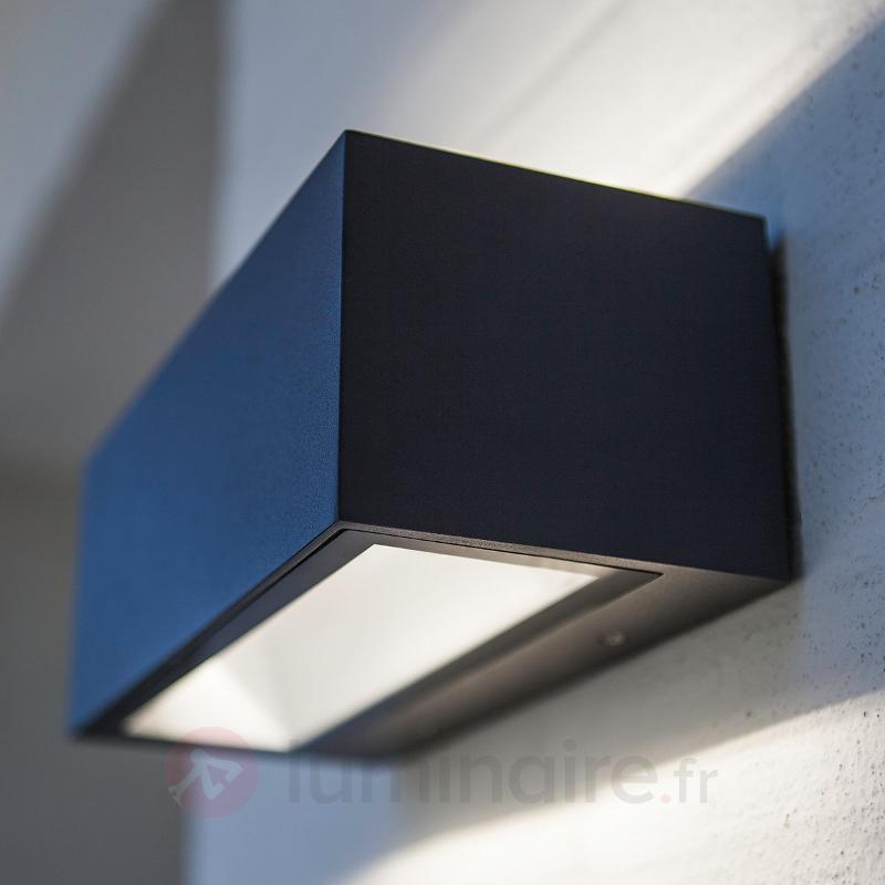 Nomra - applique d'extérieur LED à double sens - Appliques d'extérieur LED