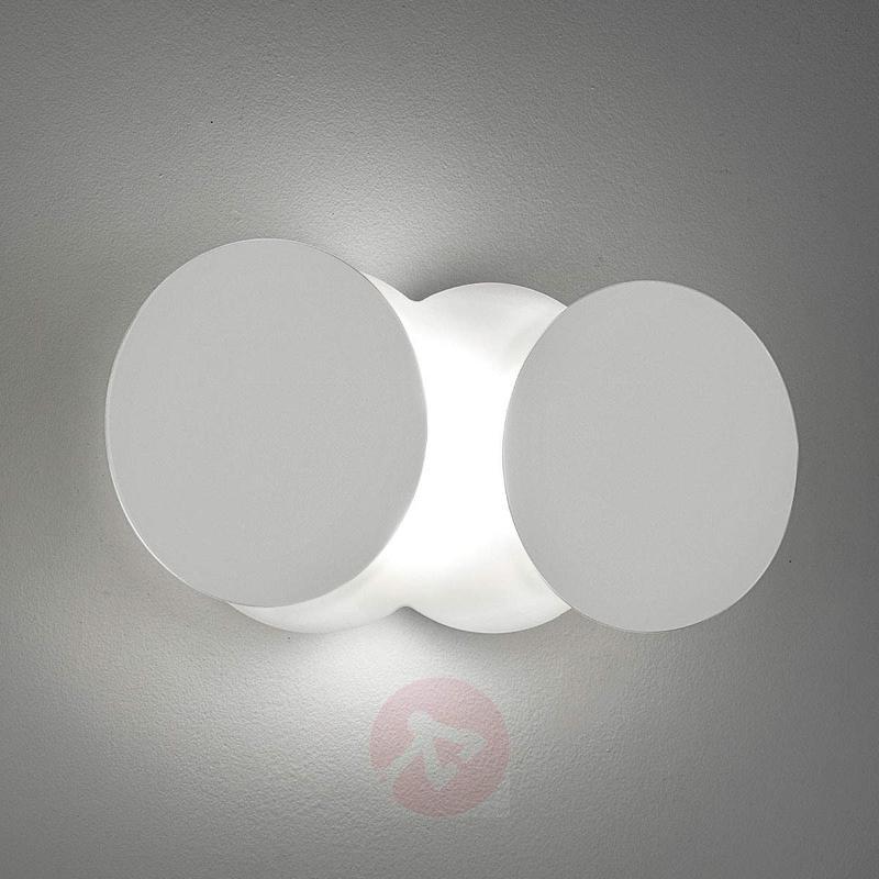 Versatile LED wall light Nuvola - Wall Lights