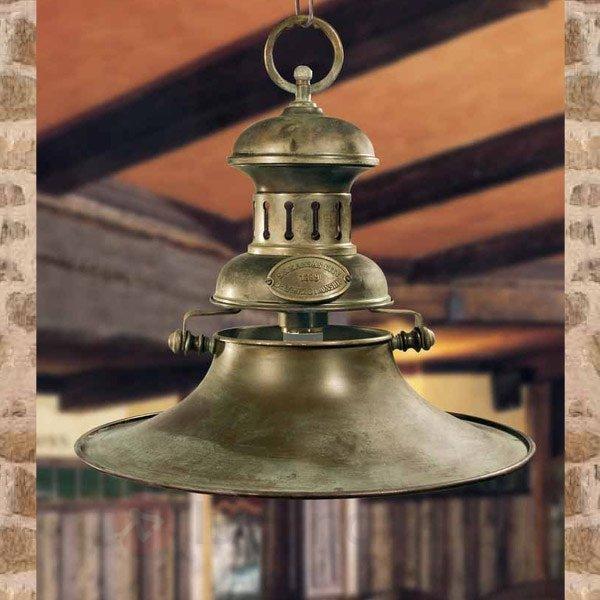 Suspension antique Bahia - Suspensions rustiques