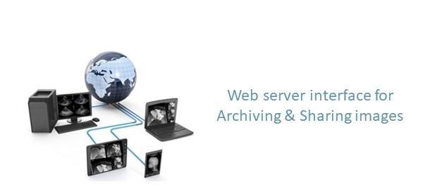 Clipper - Web serveur pour le partage d'images - DICOM Standard - Partage d'examens, comptes-rendus