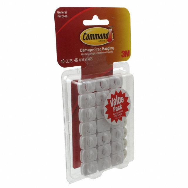 DECORATING CLIPS VALUE PACK - 3M 17026-VP