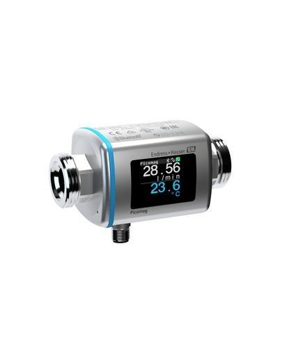 Picomag Magnetisch-induktives Durchflussmessgerät - Smartes magnetisch-induktives Durchflussmessgerät