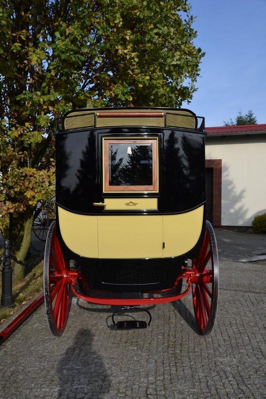 Omnibus - Kutschen