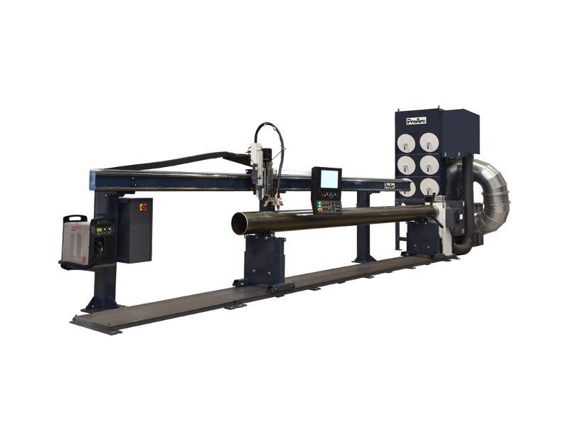 CNC Plasma Pipe Cutting Machine - ProArc Ocut series