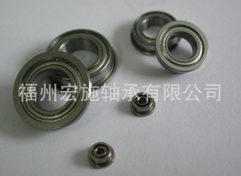 Motor Series Bearing - R2ZZ-3.175*9.525*3.967