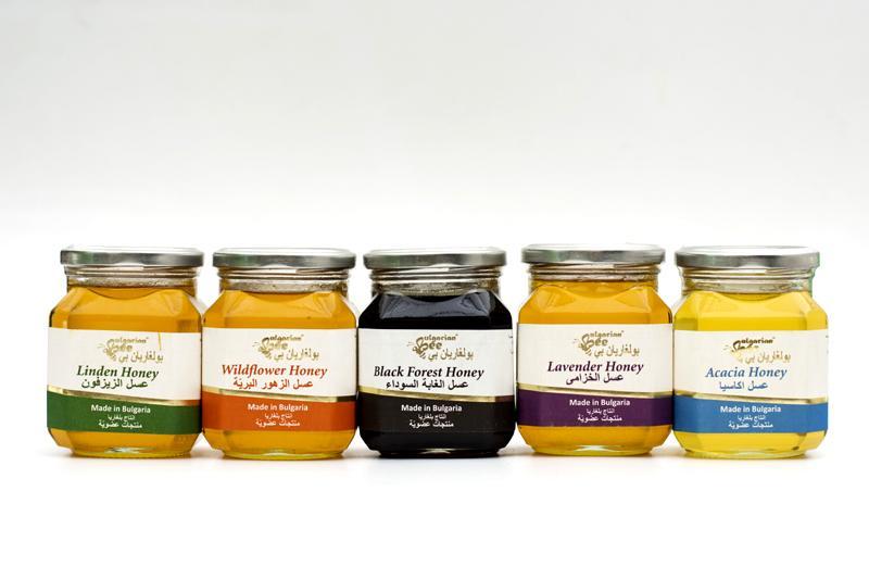 Bulgarian Bee Honey - Organic and natural bee honey from Bulgaria
