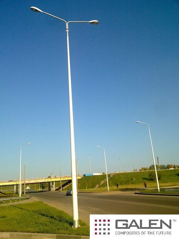 Lighting poles - Composite lighting poles