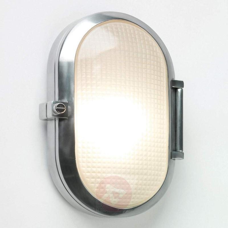 Toronto Oval Outside Wall Light - Outdoor Wall Lights