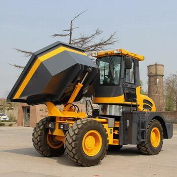 6.0T Articulated Wheel Dumper Model: DP60 - Dumper, wheeled dumper, articulated dumper, 4-wheel dumper, 4WD dumper