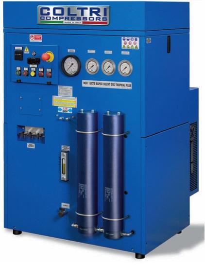 Compresseurs pour températures extrêmes - MCH 13, 16 et 18 Tropical et Tropical Plus