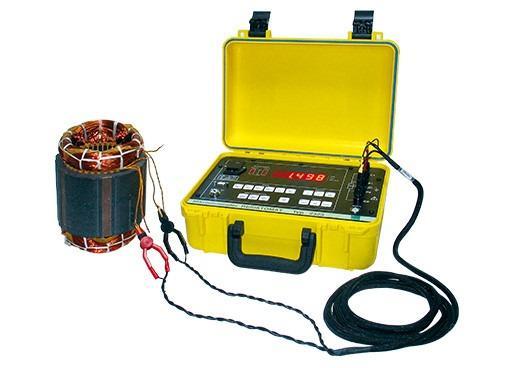 数字欧姆表 - RESISTOMAT®  2323 - 数字欧姆表,便携式,低电阻,坚固耐用,RS232数据输出