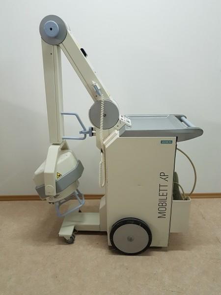 Siemens Mobilett XP S/N: 2451 - Röntgenanlage gebraucht kaufen und Geld sparen